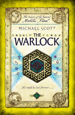 The Warlock: Book 5 - The Secrets of the Immortal Nicholas Flamel 5 (Paperback)