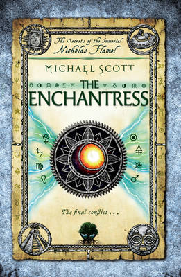 The Enchantress: Book 6 - The Secrets of the Immortal Nicholas Flamel 6 (Paperback)