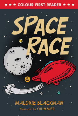 Space Race (Paperback)