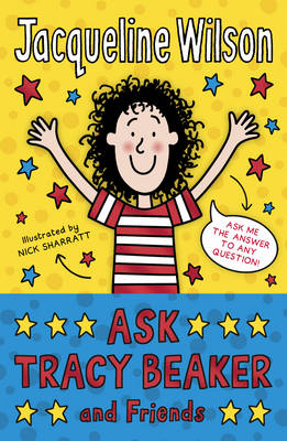Ask Tracy Beaker and Friends - Tracy Beaker 5 (Paperback)