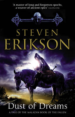Dust of Dreams - The Malazan Book of the Fallen 9 (Paperback)