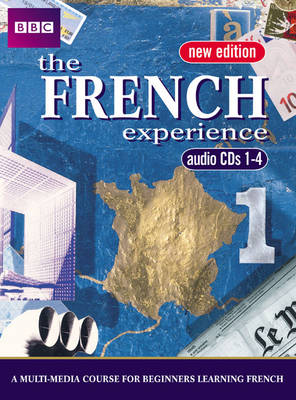 French Experience: CD's 1-4 - French Experience (CD-Audio)