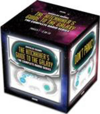 The Hitchhiker's Guide to the Galaxy: The Complete Radio Series (CD-Audio)