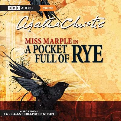 A Pocket Full of Rye - BBC Radio Collection: Crimes and Thrillers (CD-Audio)