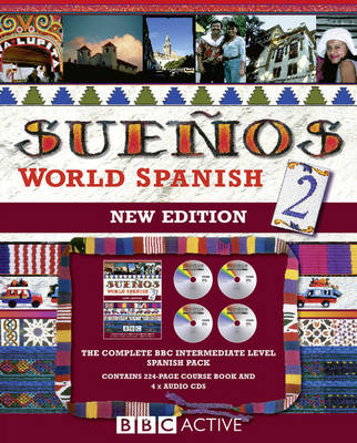 Suenos World Spanish: Language Pack Part 2 - Suenos (Mixed media product)