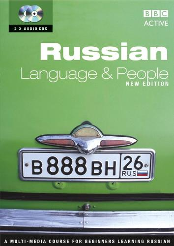 Russian Language and People - Language and People (CD-Audio)