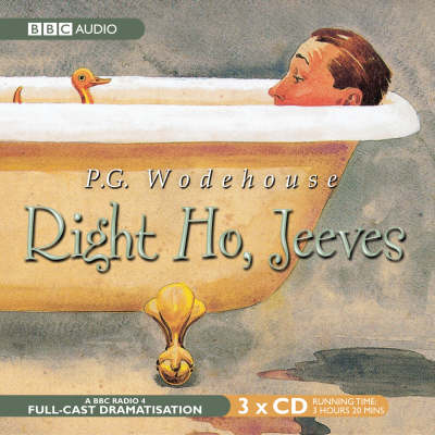 Right Ho, Jeeves (CD-Audio)