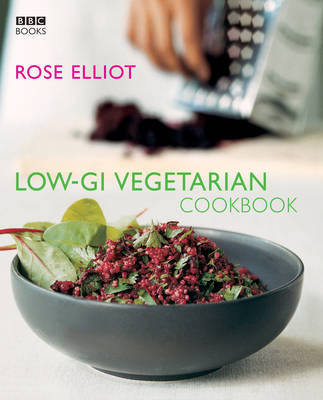 Low-GI Vegetarian Cookbook (Paperback)