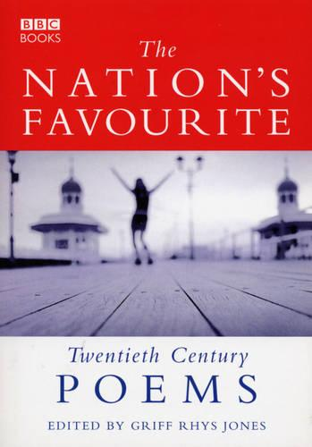 The Nation's Favourite: Twentieth Century Poems (Paperback)