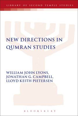 New Directions in Qumran Studies (Hardback)