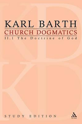 Church Dogmatics Study Edition 8: The Doctrine of God II.1 Sections 28-30 - Church Dogmatics 8 (Paperback)