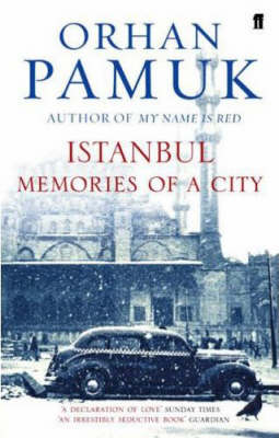 Istanbul: Memories and the City (Paperback)
