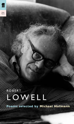 Robert Lowell - Poet to Poet (Paperback)
