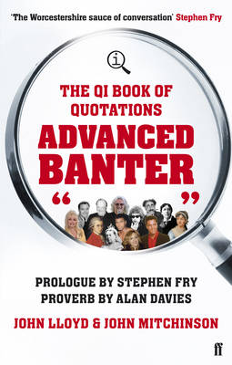 QI: Advanced Banter (Paperback)