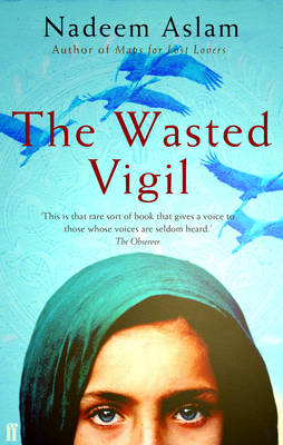 The Wasted Vigil (Paperback)