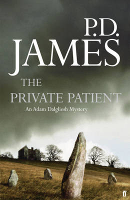 The Private Patient - Inspector Adam Dalgliesh Mystery (Hardback)
