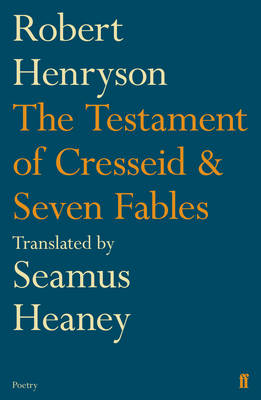 The Testament of Cresseid and Seven Fables (Paperback)