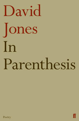 In Parenthesis (Paperback)