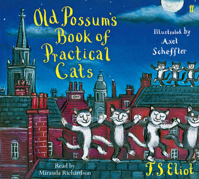 Old Possum's Book of Practical Cats (CD-Audio)