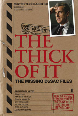 Thick of it: The Missing DoSAC Files (Paperback)