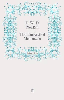 The Embattled Mountain (Paperback)