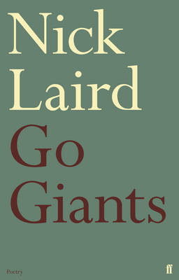 Go Giants (Hardback)