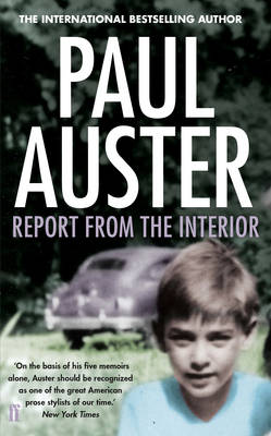Report from the Interior (Paperback)
