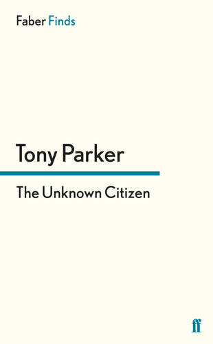 The Unknown Citizen (Paperback)
