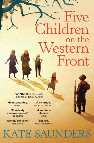 Five Children on the Western Front: Inspired by E. Nesbit's Five Children and it Stories (Paperback)
