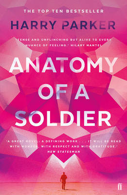 Cover Anatomy of a Soldier