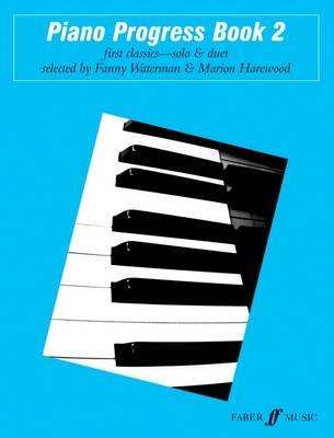 Piano Progress: Bk. 2 - Waterman & Harewood Piano Series (Paperback)