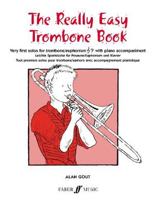 Really Easy Trombone Book: With Piano (Paperback)
