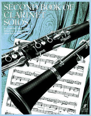 Second Book of Clarinet Solos: (Complete) (Paperback)