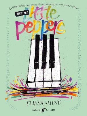 Very Easy Little Peppers: (piano) (Paperback)