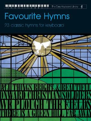 Favourite Hymns - Easy Keyboard Library (Paperback)