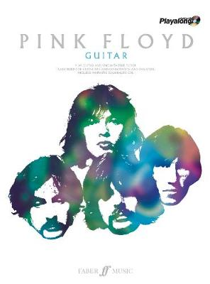 Pink Floyd: Guitar - Authentic Playalong (Paperback)