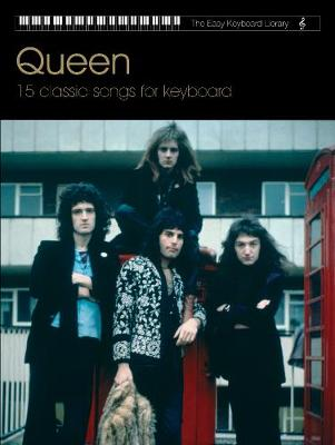 """Queen"" - Easy Keyboard Library (Paperback)"