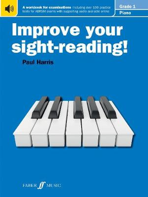 Piano: Grade 1 - Improve Your Sight-reading! (Paperback)