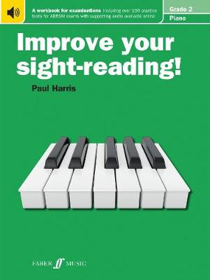Piano: Grade 2 - Improve Your Sight-Reading! (Paperback)