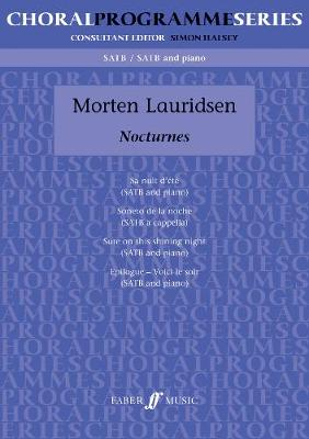 Nocturnes: (SATB Accomp.) - Choral Programme Series (Paperback)