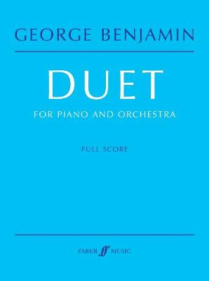 Duet: (Piano and Orchestra) (Paperback)