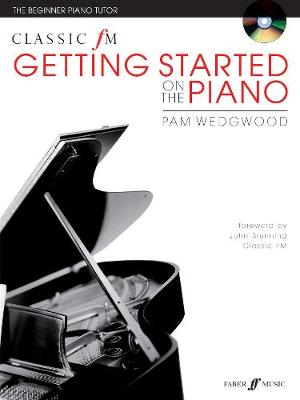 Getting Started on the Piano - Classic FM (Mixed media product)