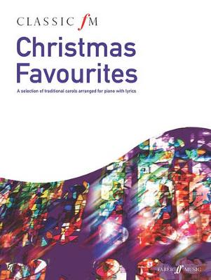 Classic FM: Christmas Favourites: Piano Solo (Paperback)