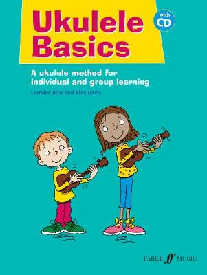 Ukulele Basics: Ukuele Teaching Method (Mixed media product)