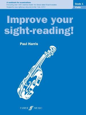 Violin Grade 1: Violin Solo - Improve Your Sight-Reading! (Paperback)