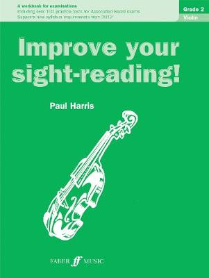 Violin Grade 2: Violin Solo - Improve Your Sight-Reading! (Paperback)