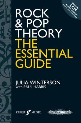 Rock & Pop Theory: The Essential Guide (Paperback)