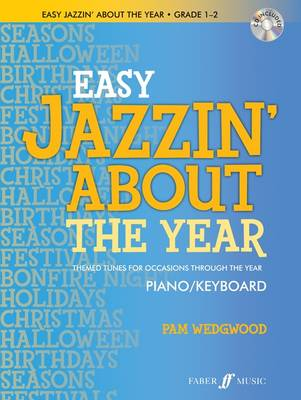 Cover Easy Jazzin' About the Year - Jazzin' About