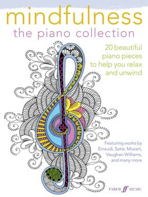Cover Mindfulness: The Piano Collection  (Paperback)