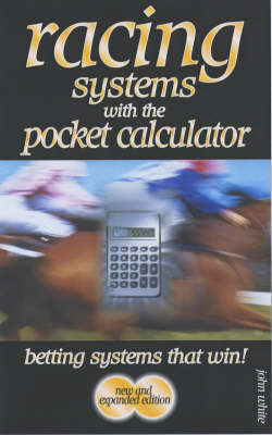 Racing Systems with the Pocket Calculator (Paperback)